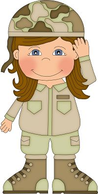 Free Military Female Cliparts, Download Free Clip Art, Free.