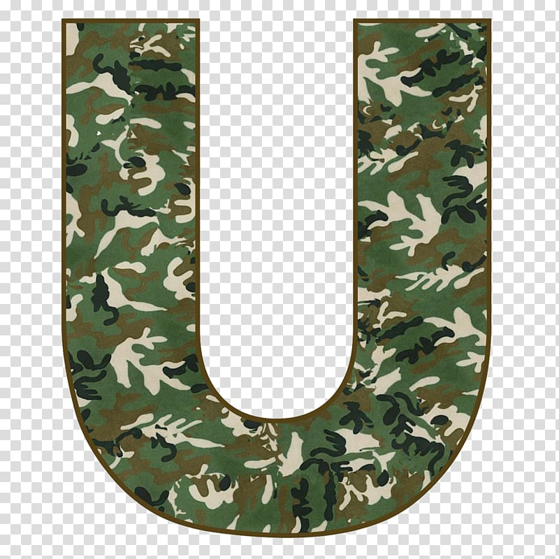 Military camouflage Letter Alphabet Army, CAMOUFLAGE.