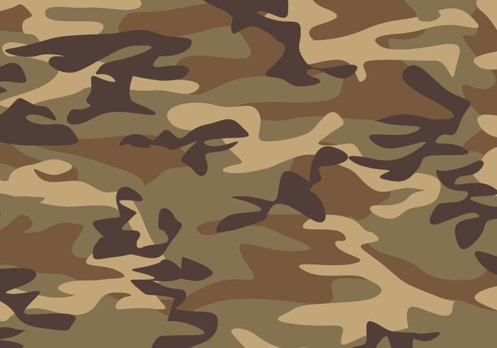 Free Camouflage Pattern Vector.