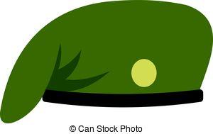Army Cap Clipart.