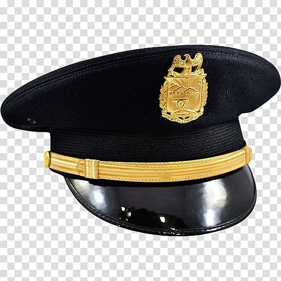 Peaked cap Hat Headgear Military, indian army transparent.