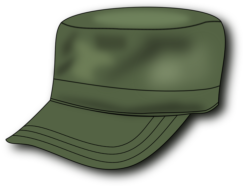 Army Hat Military.