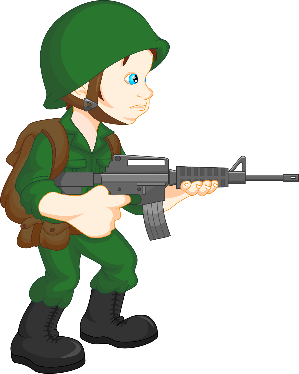 Soldiers clipart cute, Soldiers cute Transparent FREE for.