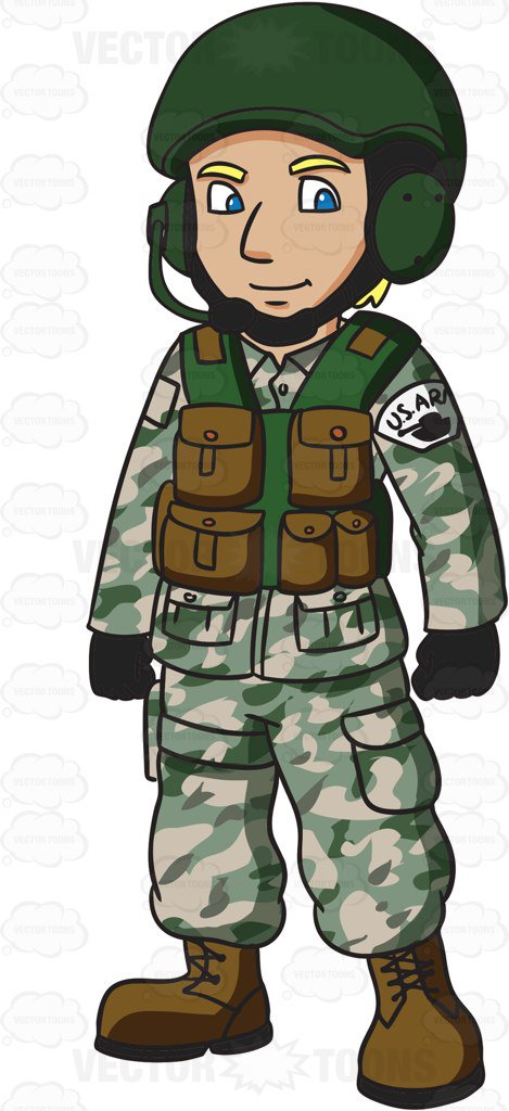 98+ Army Clipart.
