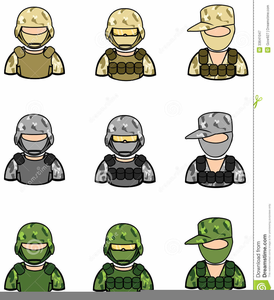 Army Soldier Clipart Free.