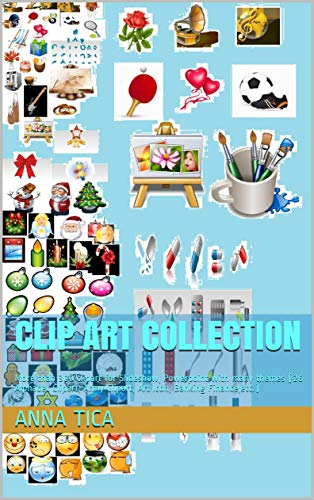 CLIPART COLLECTION: More than 300 clipart for Slideshow.