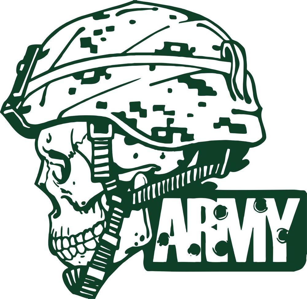 Free Military Skulls Cliparts, Download Free Clip Art, Free.