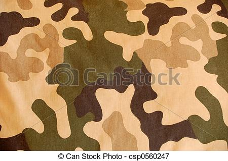 Picture of camouflage texture #.