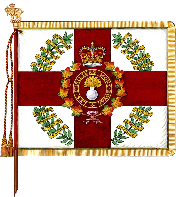 1000+ images about Canadian Infantry Colours on Pinterest.