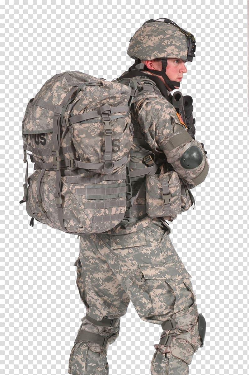 Iraq Soldier Military uniform Army Combat Uniform, military.