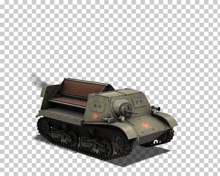 Heroes & Generals Command & Conquer: Generals Tank.