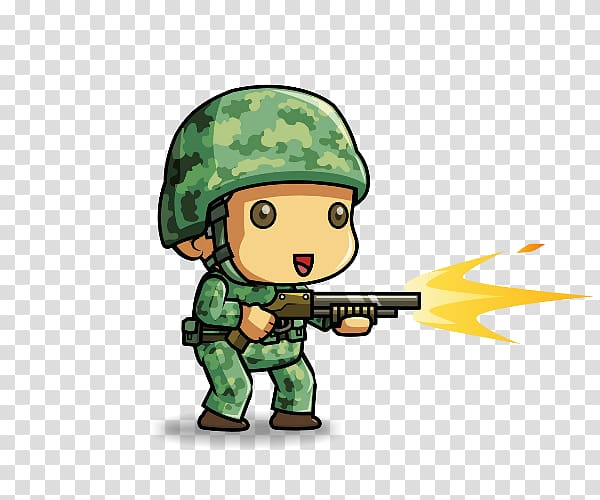 Green soldier illustration, Soldier Animation Army men.