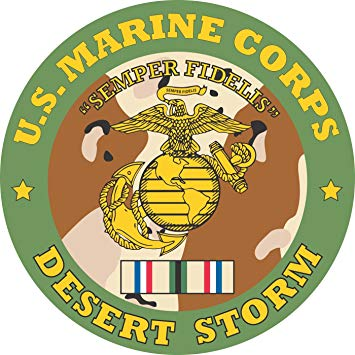 Amazon.com: Military Vet Shop Magnet United States Marine.