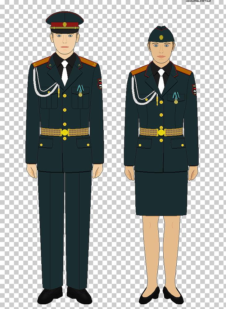 Military uniform Dress uniform Army officer, military.