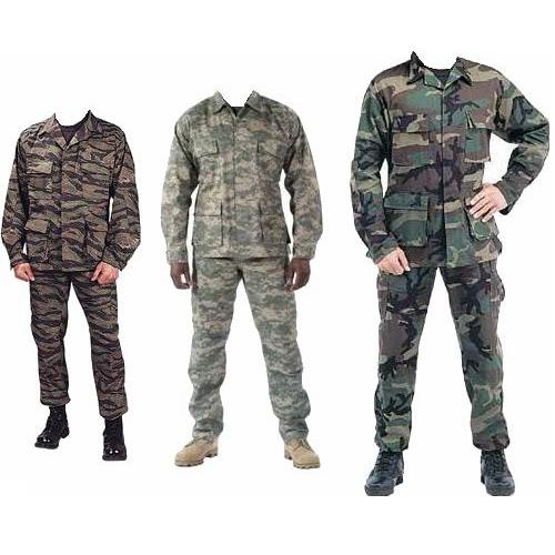 Men XL Commando Uniforms, Jai Ambe Garment.