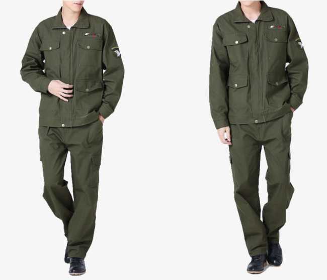 Army Green Dress, Army Clipart, Security Staff, Clothing PNG Image.