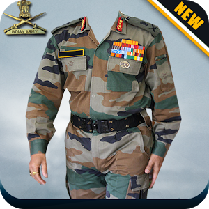 India army suit editor of girl and boy is one of the very best.
