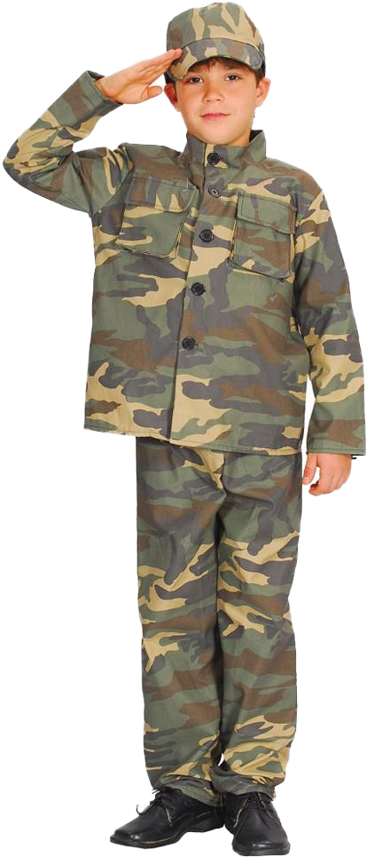 Download Sentinel Army Soldier Boys Fancy Dress Military Commando.