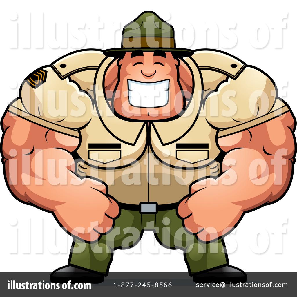 Drill Sergeant Clipart #1400853.