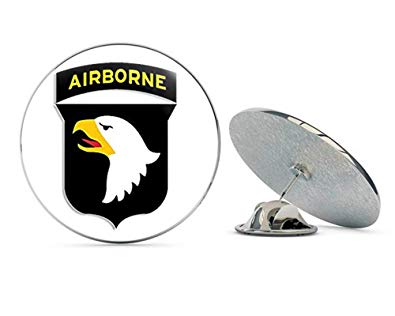 Amazon.com: NYC Jewelers 101st Airborne Logo Screaming.
