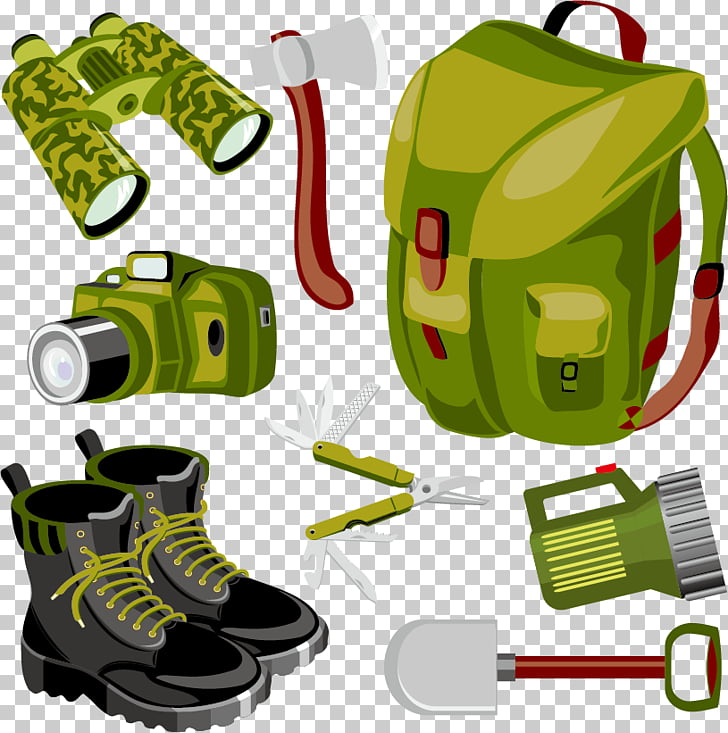Travel Stock photography , Army fans outdoor equipment PNG.