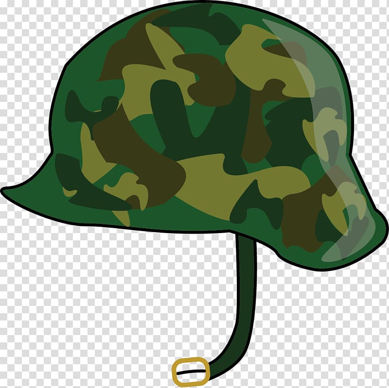 Combat helmet Army Soldier , person with helmut transparent.