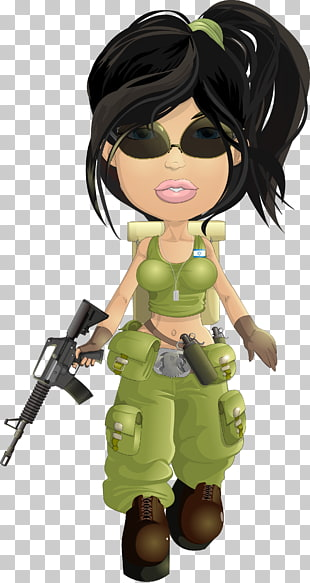 160 army Girl PNG cliparts for free download.