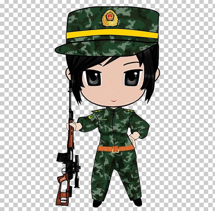 Cartoon Comics Avatar Peoples Liberation Army PNG, Clipart.