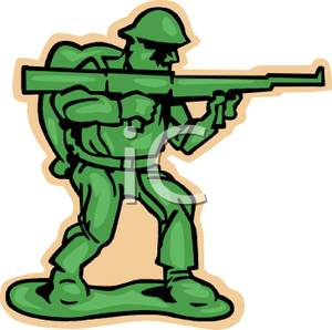 5252 Army free clipart.