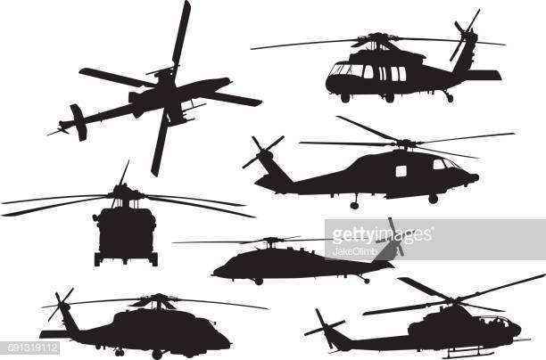 60 Top Military Helicopter Stock Illustrations, Clip art, Cartoons.