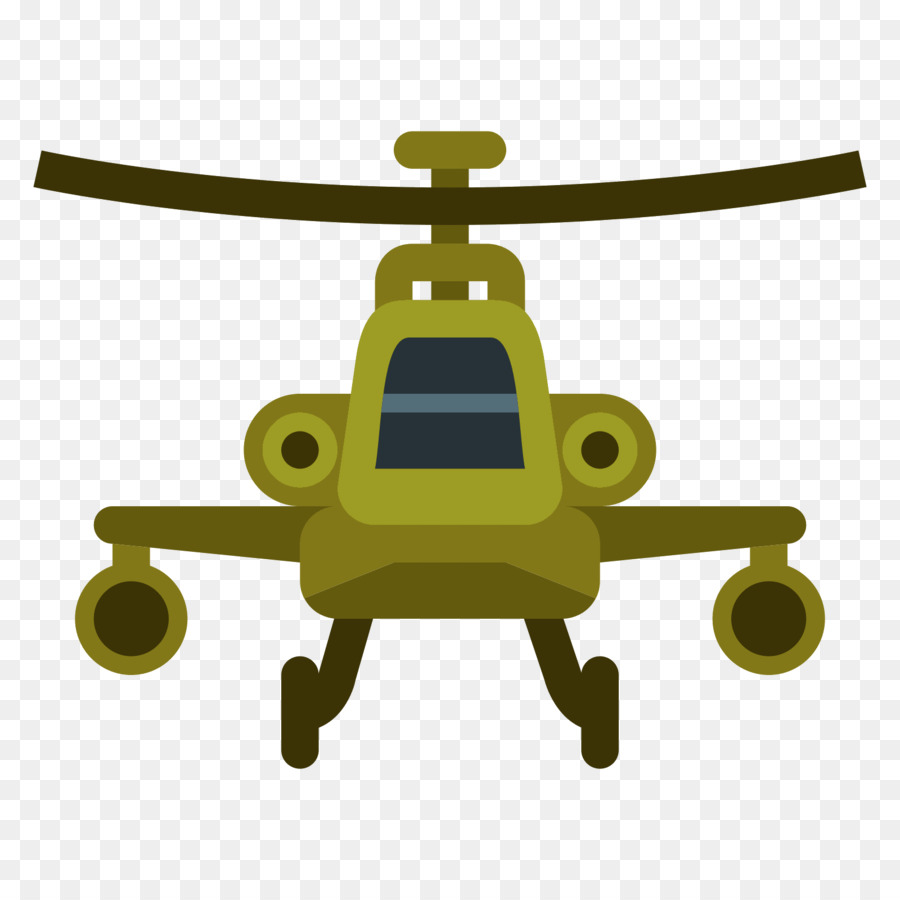 Helicopter Cartoon.