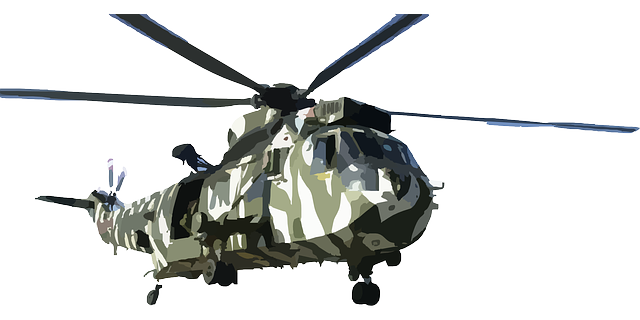 Download Army Helicopter PNG Picture.