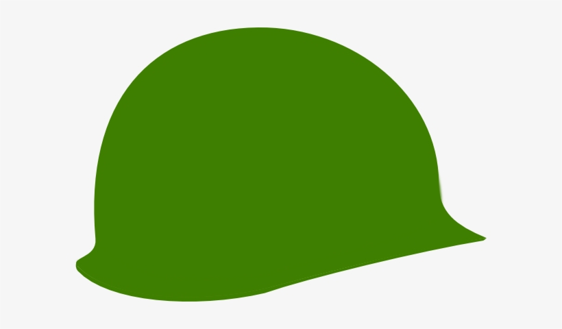 Army Helmet Silhouette At Getdrawings.