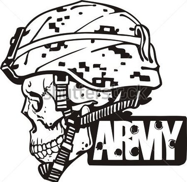 Army Helmet Vector at GetDrawings.com.