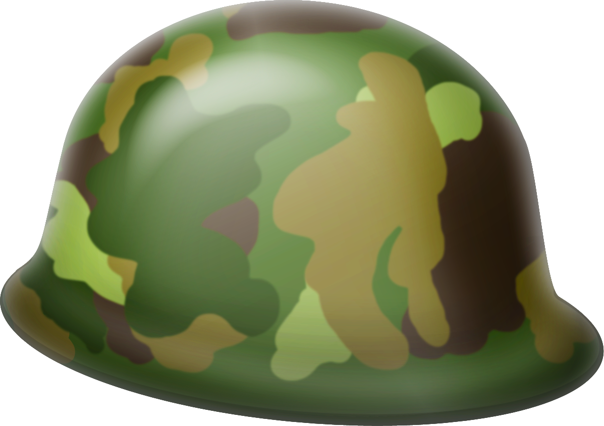 Helmet Cartoon Military Drawing.