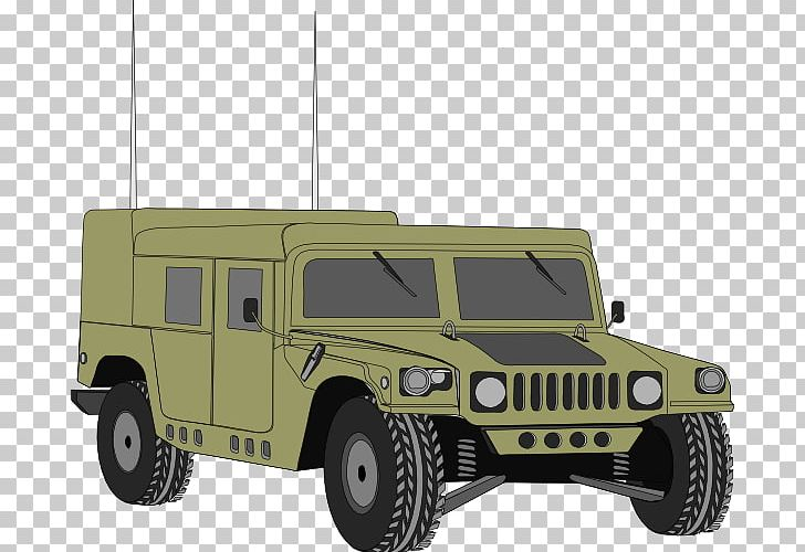 Car Jeep Humvee Military Vehicle PNG, Clipart, Armored Car.