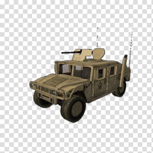 Humvee Armored car Battlefield 2 United States Armed Forces.