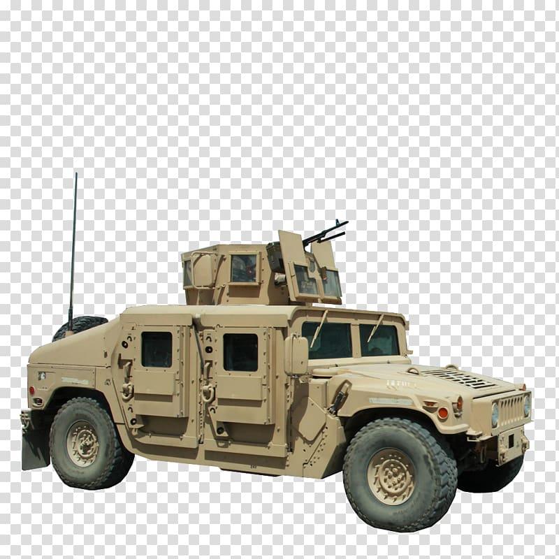 Humvee Car Hummer H1 Vehicle, military transparent.