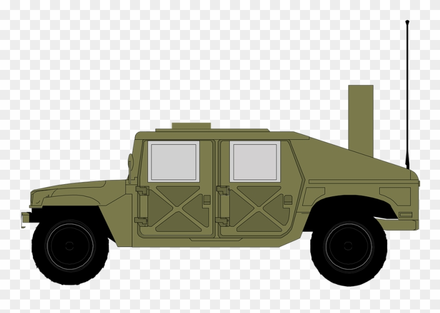 Jeep Clipart Army.