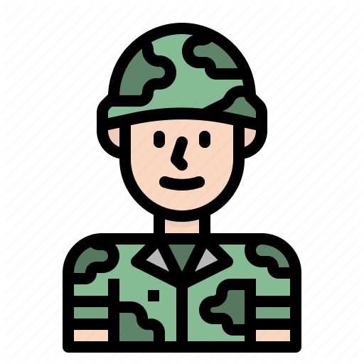 Soldier Icon at GetDrawings.com.