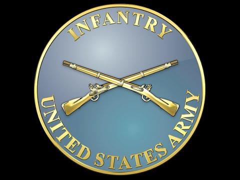 U. S. Army Infantry Officer.