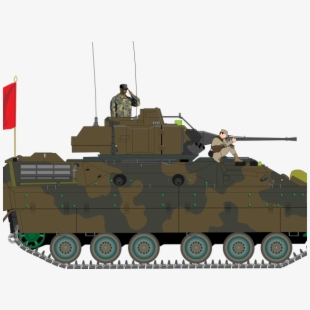 Invasion Clipart Army Tank.