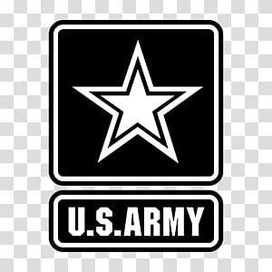 U.S. Army logo, United States Army Logo, united states transparent.