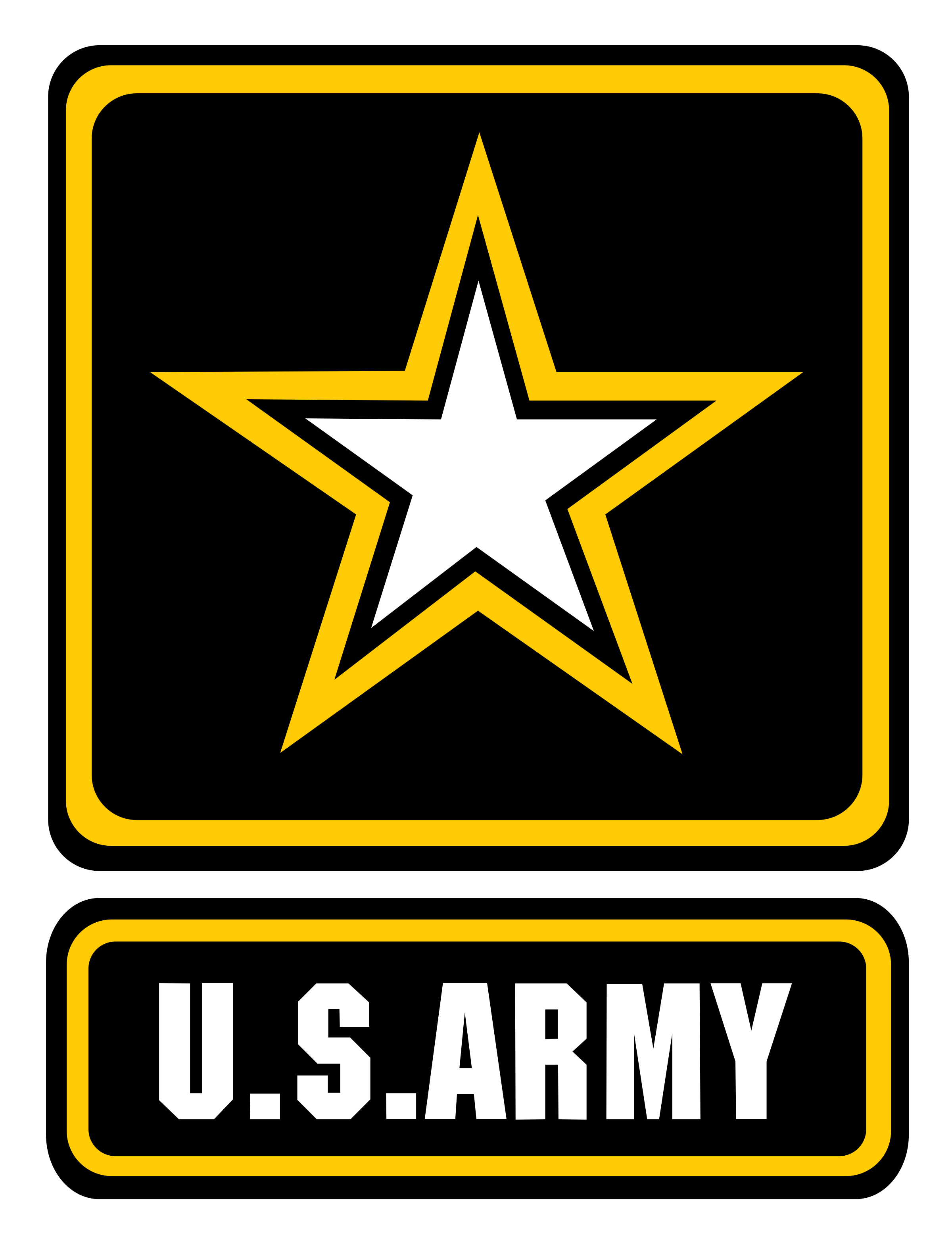 U.S. Army Logo PNG Transparent & SVG Vector.