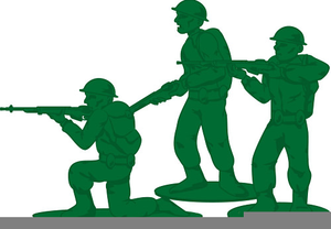 Free Army Man Clipart.