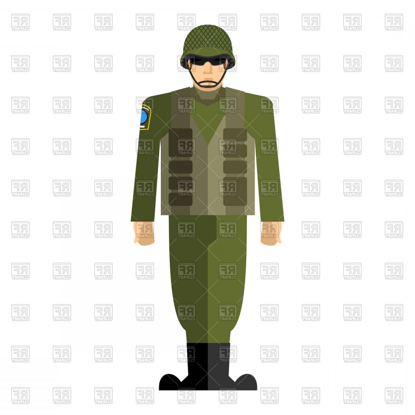Army Man Clipart (97+ images in Collection) Page 3.