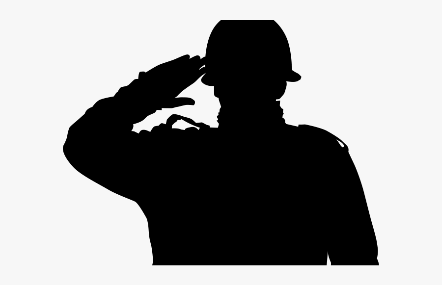 Soldier Military Army Salute.