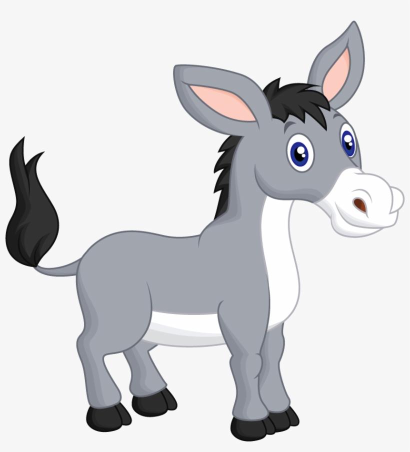 Mule Clipart Transparent.