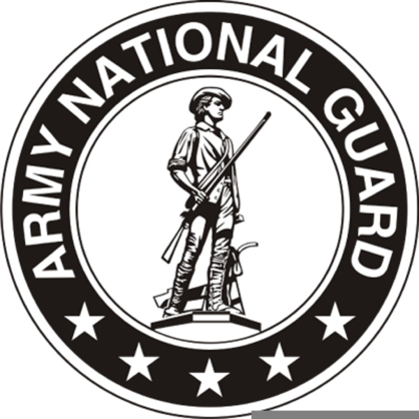 Army National Guard Clipart.