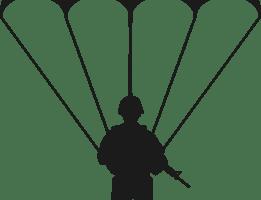 Army parachute clipart » Clipart Portal.